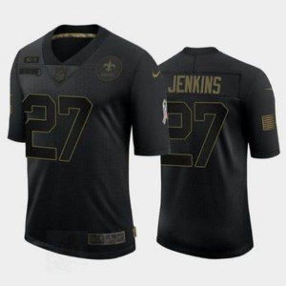 New Orleans Saints Malcolm Jenkins Jersey